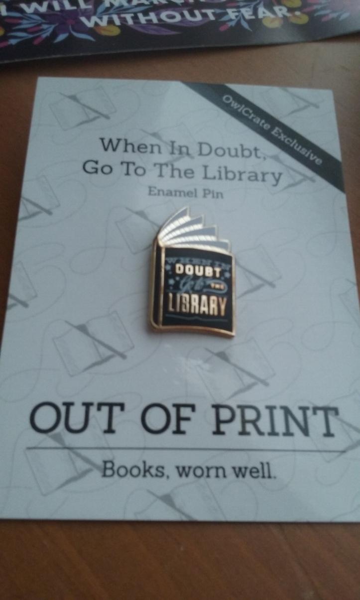librarypin